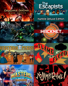 Humble Monthly Bundle December 2016