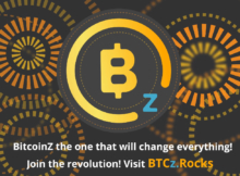 BitcoinZ - the one that will change everything