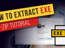 Extract Exe Files Tutorial