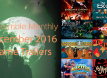 Humble Bundle Monthly December 2016 Game Trailers