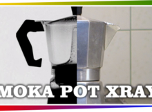 Espresso Stove Pot Works